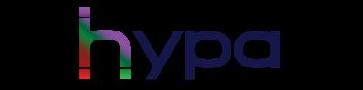 hypa web logo blue II